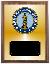 United States Army Plaque Group B Style from Military & Government Awards.com