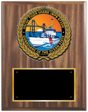 UNITED STATES COAST GUARD GROUP A PLAQUE