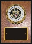 US Air Force Plaques